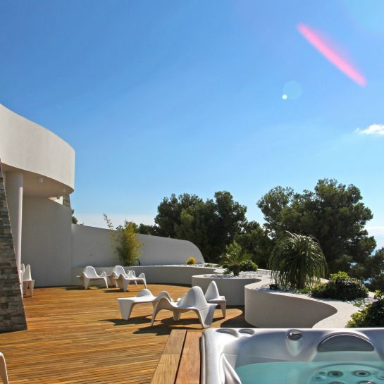 Luxury apartment in Altea