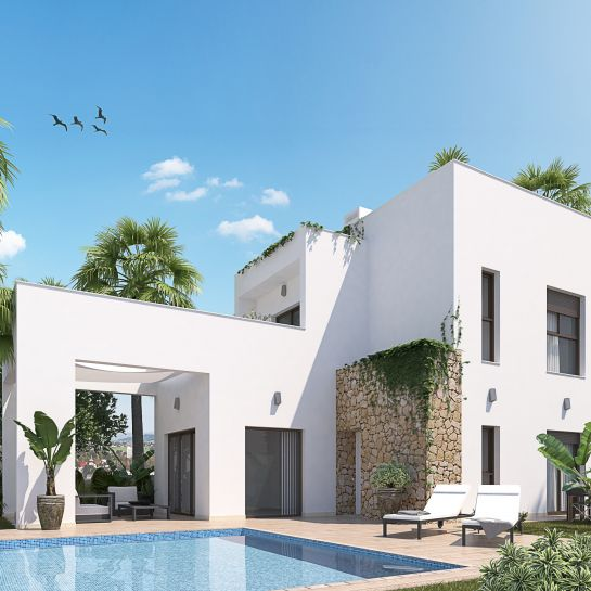 Villas in Torrevieja