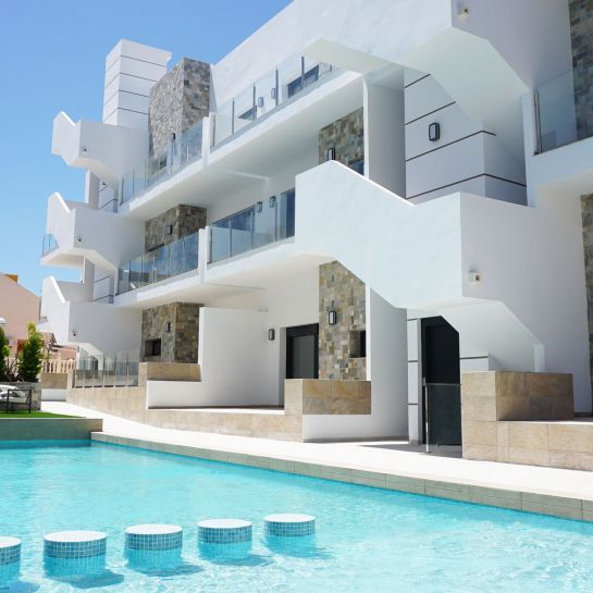 Apartments in Arenales del Sol