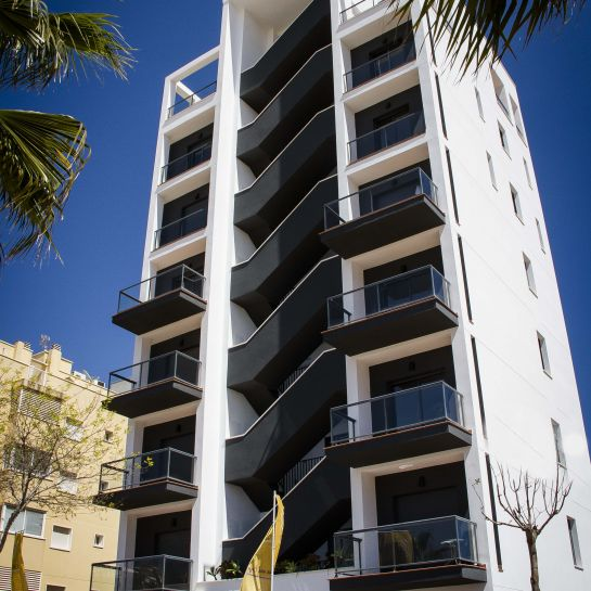 Apartments in Guardamar del Segura