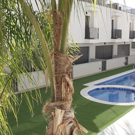 Apartments in Santa Pola