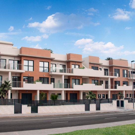 Apartments in La Zenia