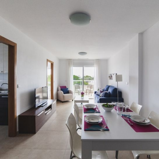 Apartments in Dehesa de Campoamor