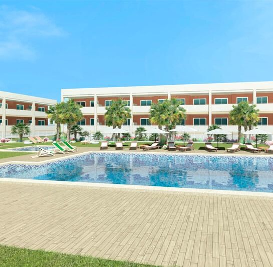 Apartments in Gran Alacant