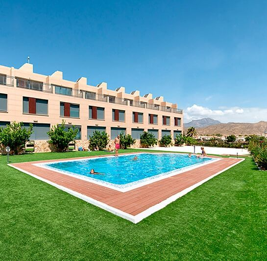 Townhouse in Campello