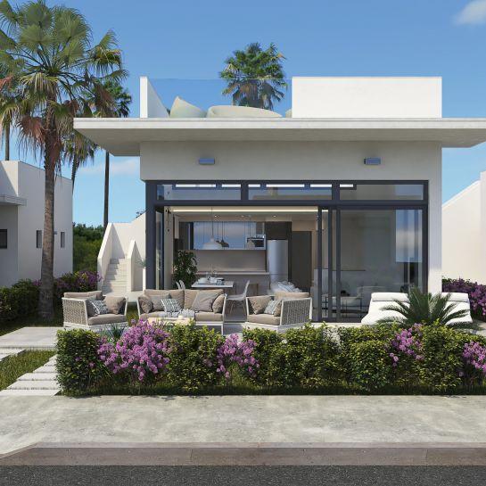 Villas in the Condado de Alhama