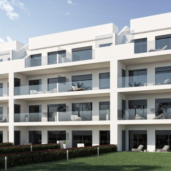 Apartments in Alhama of Murcia